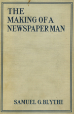 Making of a Newspaper Man