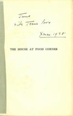 House at Pooh Corner