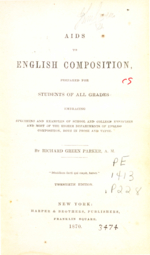 Aids to English composition